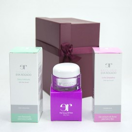 "Eva Rogado Basket ""Skin care at 20"""