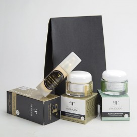 "Basket Eva Rogado ""Luxury Skin Care"""