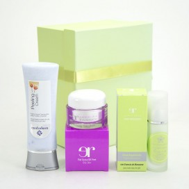 "Eva Rogado Basket ""Skin care at 30"""